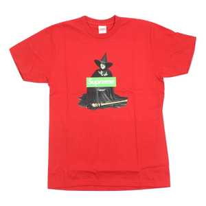 Supreme Undercover Witch Tee - Red