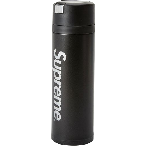 Supreme Zojirushi Stainless Steel Mug - Black