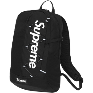 Supreme Backpack SS17 - Black
