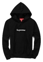 Supreme Box Logo  FW 2012 - Black