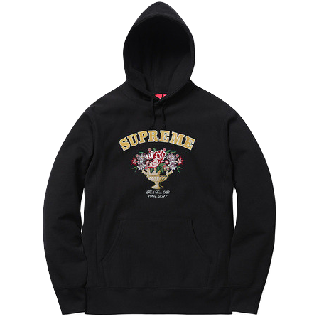 Supreme Centerpiece Hooded Sweatshirt