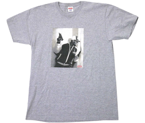 Supreme KRS-One Tee - Grey