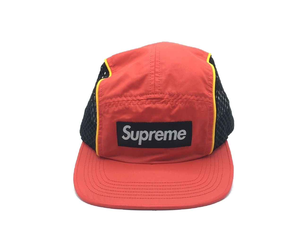 Supreme Race Camp Cap - Red