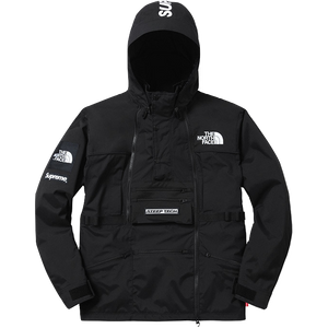 Supreme/The North Face Steep Tech Hooded Jacket - Black
