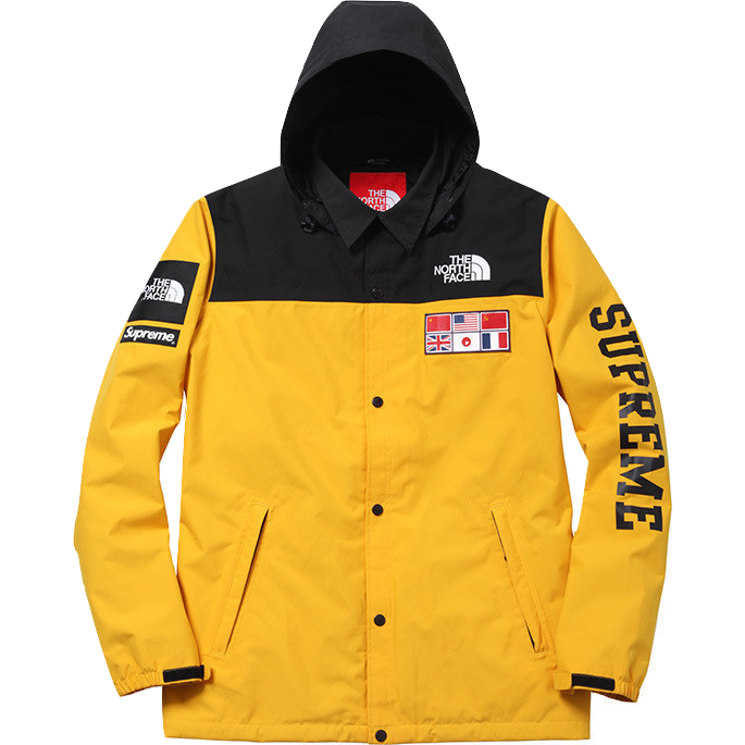 Supreme /The North Face M TNF Expedition COA