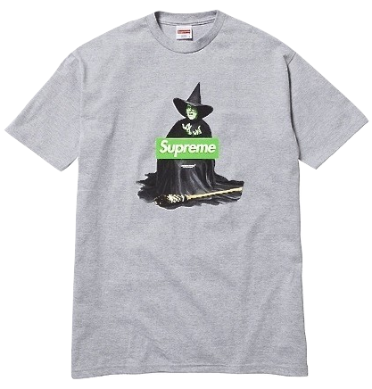 Supreme/Undercover Witch Tee - Grey