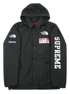 Supreme /The North Face M TNF Expedition COA - Black