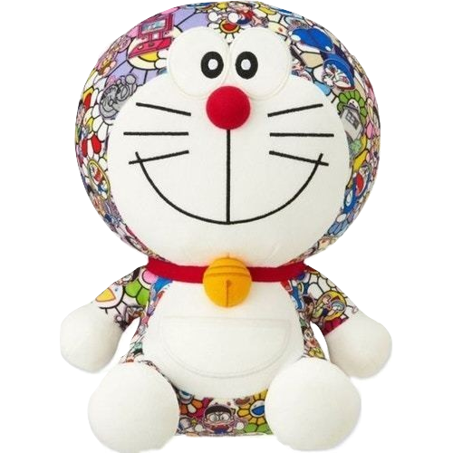 Uniqlo x Murakami x Doraemon Plush Toy - Multi