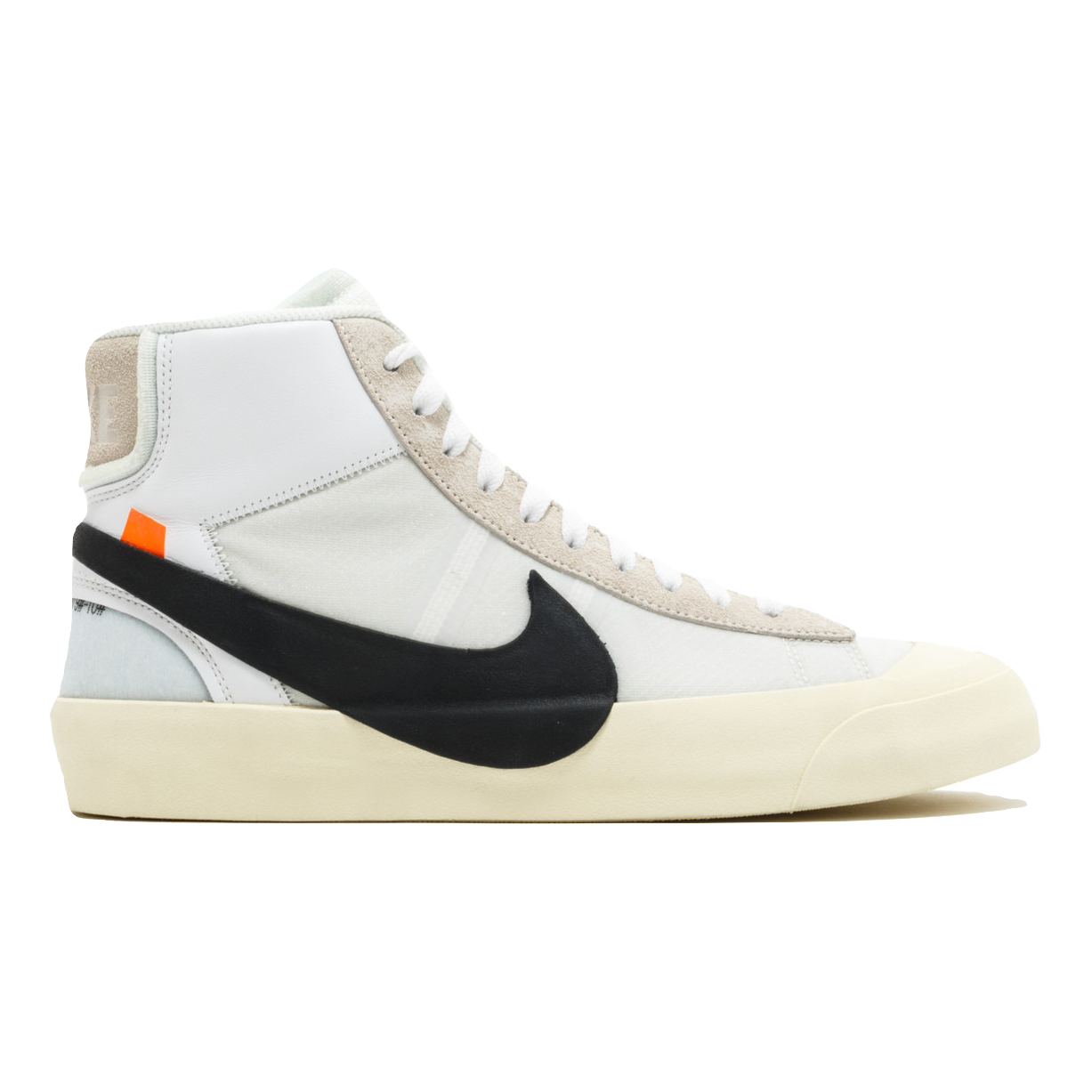 The 10: Nike Blazer Mid - OFF WHITE