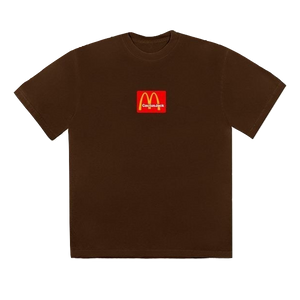 Travis Scott x McDonald's Sesame III T-Shirt - Brown