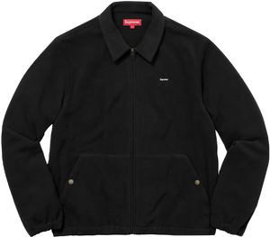 Supreme Polartec Harrington Jacket - Black