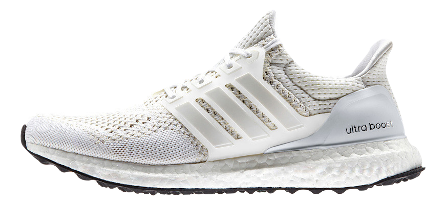 Ultra Boost W 1.0 - All White - Used