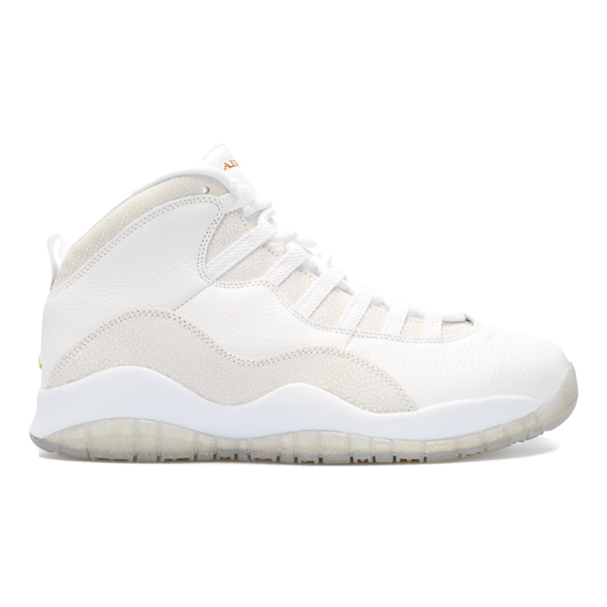 Air Jordan 10 Retro OVO - White