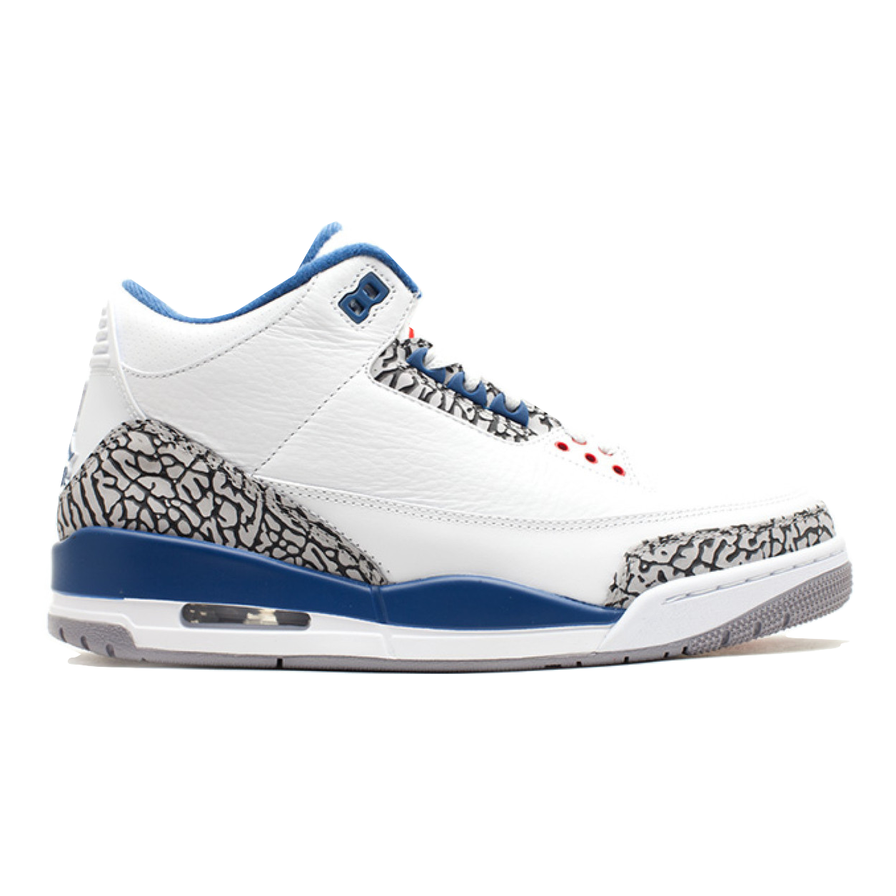 Air Jordan 3 Retro - True Blue (2011)