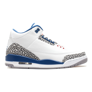 Air Jordan 3 Retro - True Blue (2011) - Used