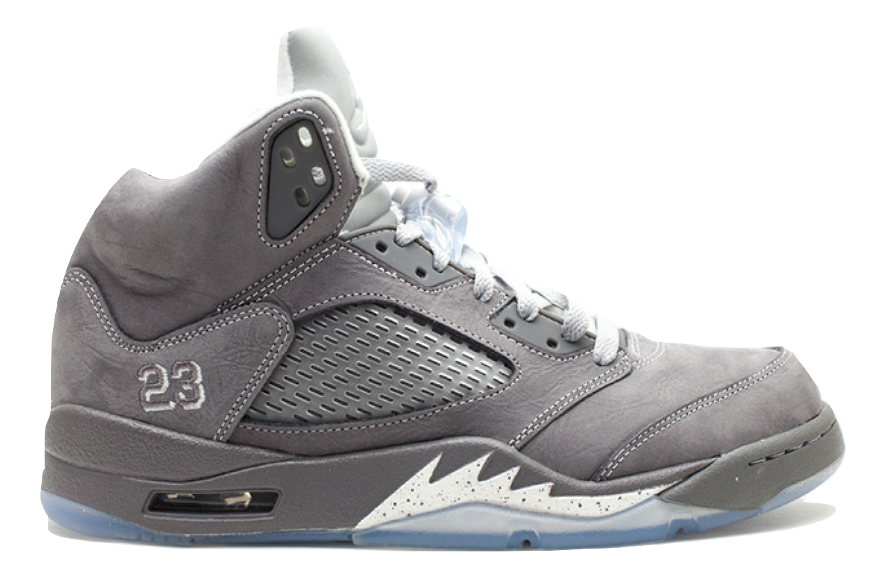 Air Jordan 5 Retro - Wolf Gray (2011)