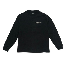 Essential Fear Of God Long Sleeve Photo T-Shirt - Black
