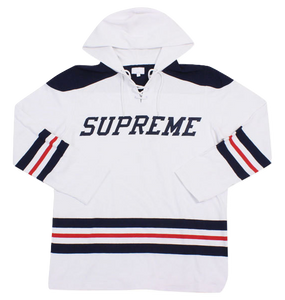 Supreme Hooded Hockey Top