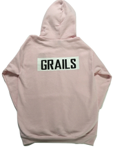 grails SF Hoodie X Port and Company - Cotton Candy Pink