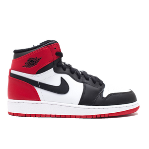 Air Jordan 1 Retro High OG BG GS - Black Toe 2016