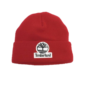 Supreme Timberland Beanie - Red - Used – grails sf d0f8346d5b9