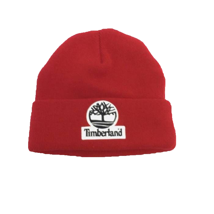 9acdab4f64 Supreme Timberland Beanie - Red - Used – grails sf