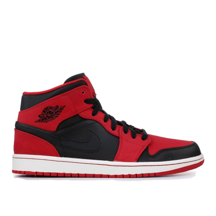 Air Jordan 1 Mid - Bred 2013