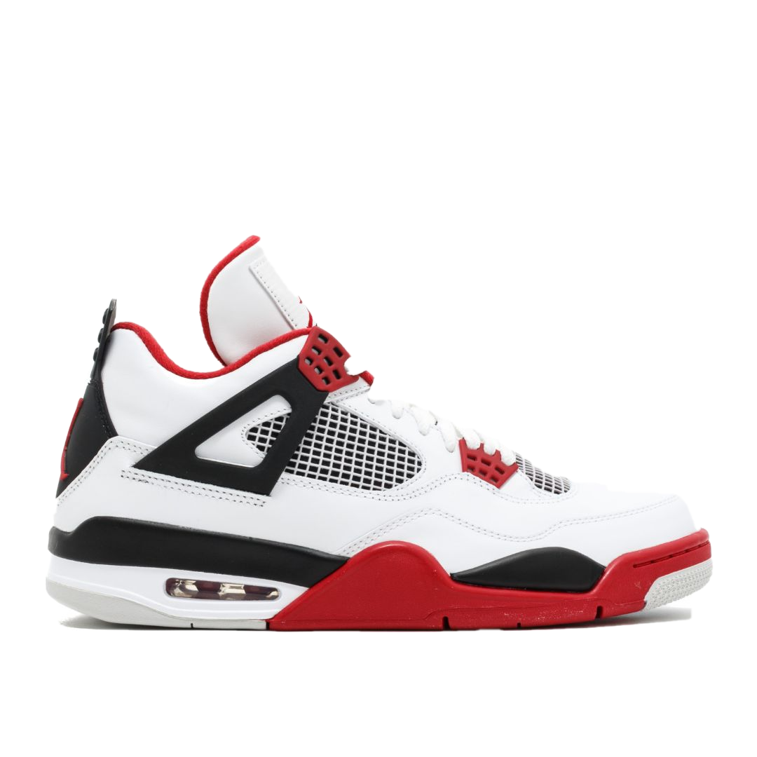 Air Jordan 4 Retro - Fire Red (2012)
