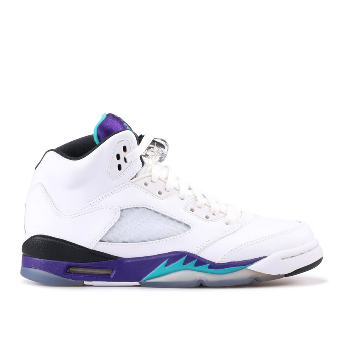 Air Jordan 5 Retro GS - Grape 2013 Release