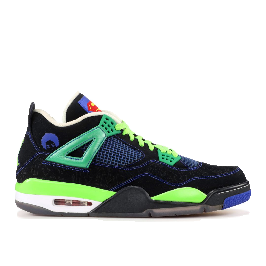 Air Jordan 4 Retro - Doernbecher (DB Superman) - Used