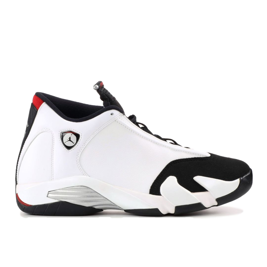 Air Jordan 14 Retro - Black Toe (2014)