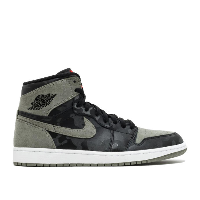 Air Jordan 1 Retro High Prem - Camo Pack - Used