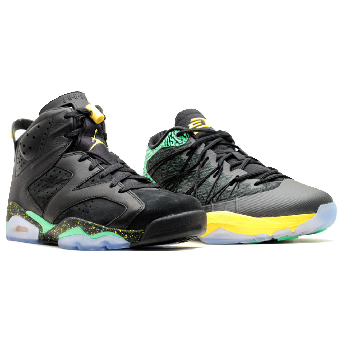 Jordan Brazil Pack (CP3s and 6s)