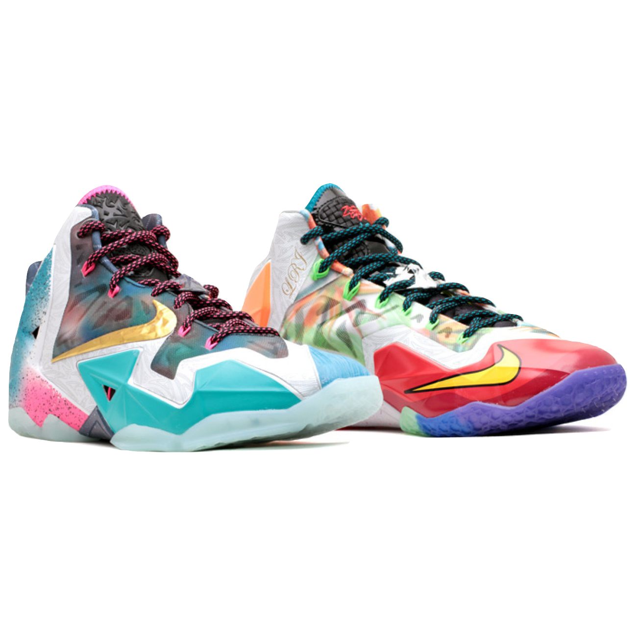 Lebron XI Premium - What The Lebron