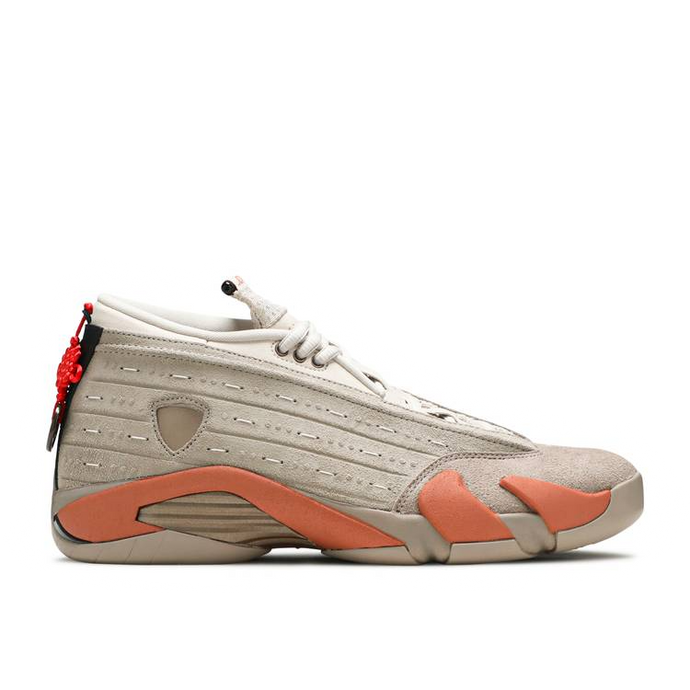 Air Jordan 14 Low SP CLOT - Terra Blush