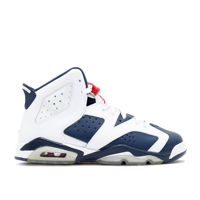 Air Jordan 6 Retro GS - Olympic (2012) - Used