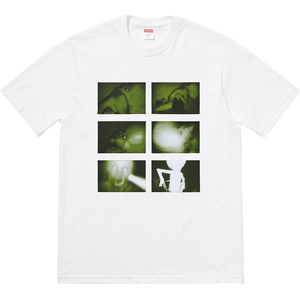 Supreme Chris Cunningham Rubber Johnny Tee - White - Used