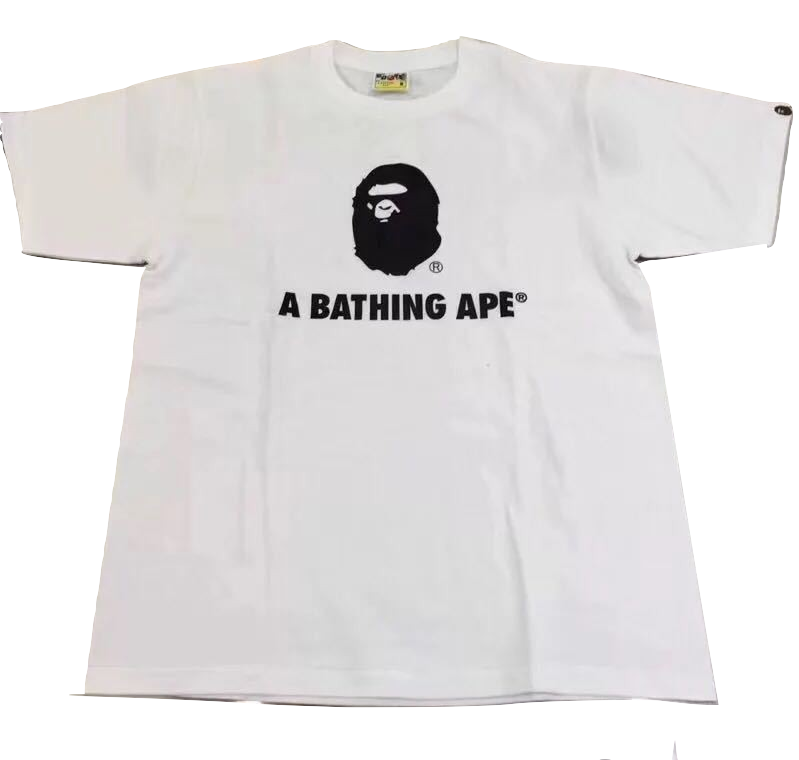 A Bathing Ape 2018 New Years Bag Tee - White