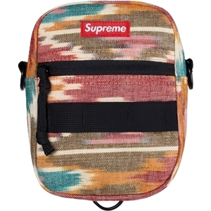 Supreme Ikat Camera Bag SS12 - Multicolor - Used