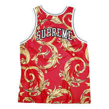 Supreme x Nike Jersey - Red - Used