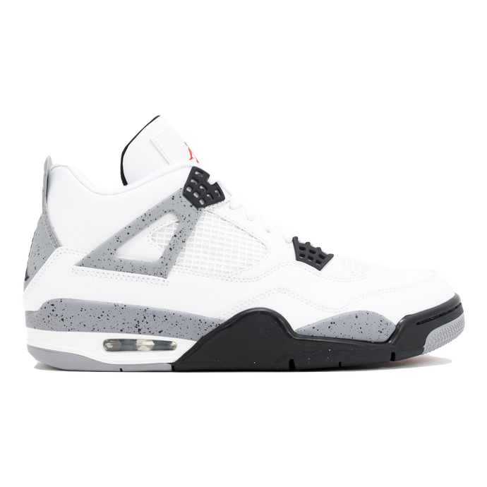 Air Jordan 4 Retro - White Cement (2012) - Used