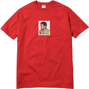 Supreme Ali Tee - Red - Used