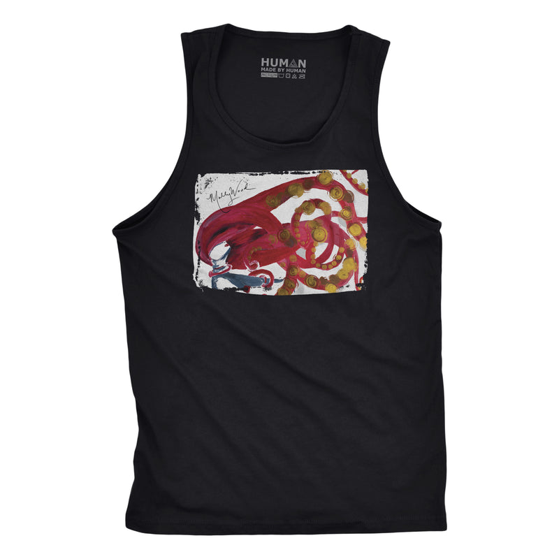 Catch Men's Tank - CREATED BY HUMAN