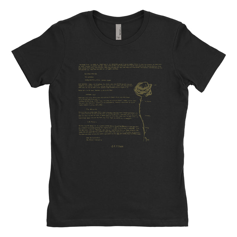 J.R. Flynn Women's Tee - CREATED BY HUMAN