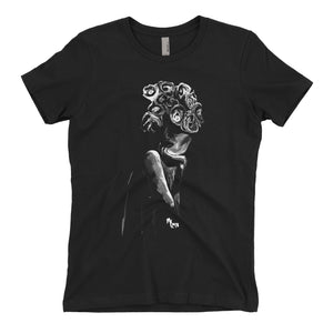 Rose Head Women's Tee - Created by Human