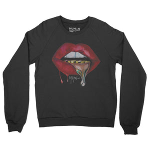 Skin Deep (Crewneck) - Human Skate Co.