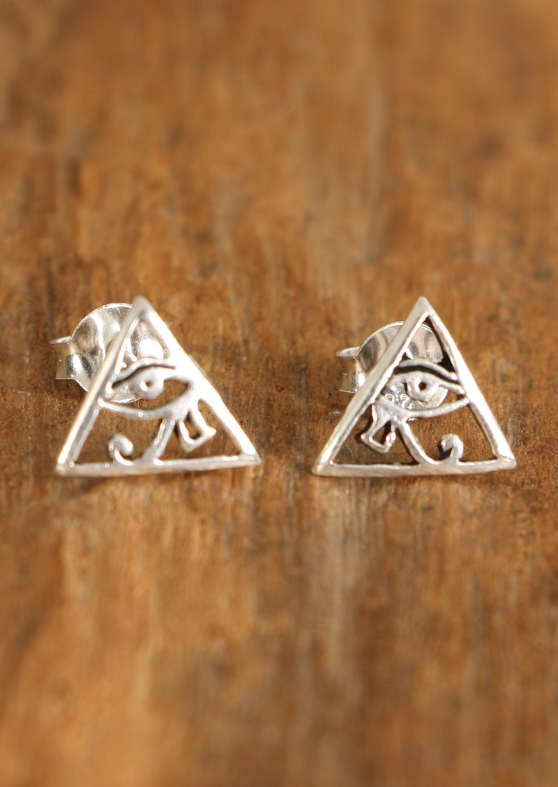 Eye of Horus Studs