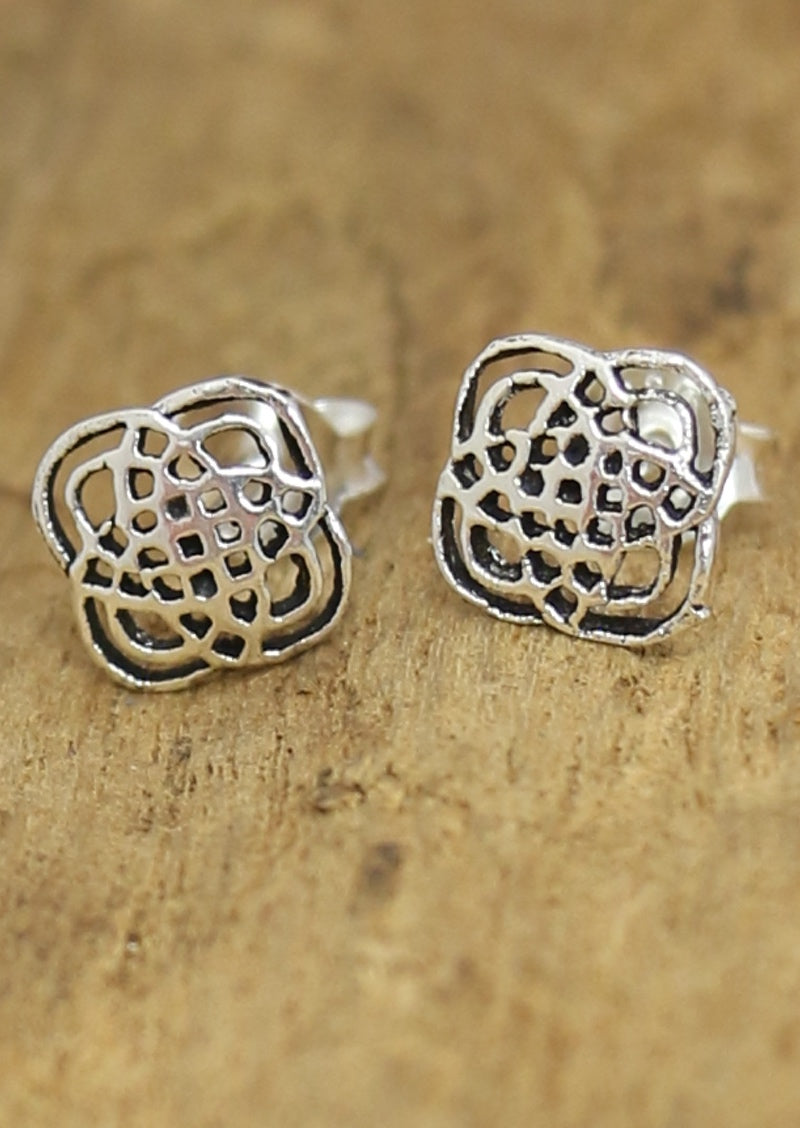 Sacred Connection Studs