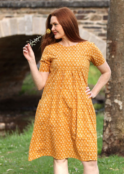 Frankie Dress Buttercup
