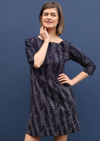 Danika Dress Galaxy